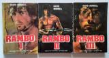 David Morrell - Rambo I + II + III (1 + 2 + 3)