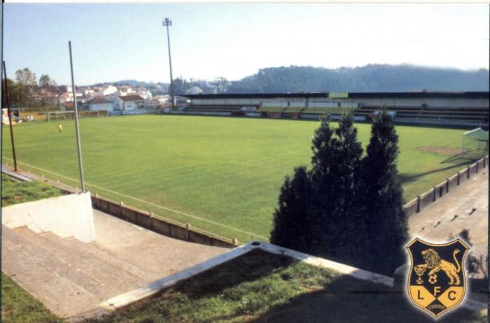AD 1155 C. P. VECHE -STADION -LOUROSA -ESTADIO DO LUSITANIA F.C.  -PORTUGALIA