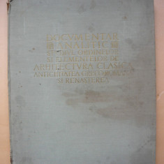 BORDENACHE / STERN -STUDIUL ORDINELOR SI ELEMENTELOR DE ARHITECTURA CLASICA