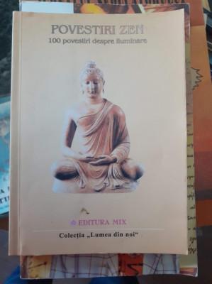 Povestiri Zen. 100 de povestiri despre iluminare foto