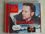 SIMPLY RED - Love And The Russian Winter - C D Original ca NOU