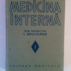 048 - Medicina internă (volumul 1) - Șt. Berceanu, I. Bruckner