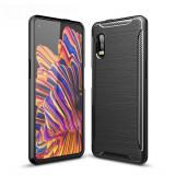 Carcasa TECH-PROTECT TPUCARBON Samsung Galaxy Xcover Pro Black