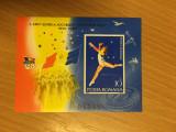 Romania 1988 - Colita Seul MNH*, Nestampilat