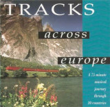 CD Tracks, Across Europe:  Giuseppe Verdi, Johann Strauss Jr, Richard Wagner