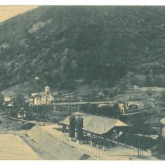 4003 - CACIULATA, Valcea, Panorama, Romania - old postcard - used - 1908