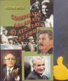 Conspiratii, asasinate si alte atentate celebre Victor Duta