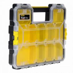 Organizator cu incuietori in maner inchizatori plastic FatMax STANLEY