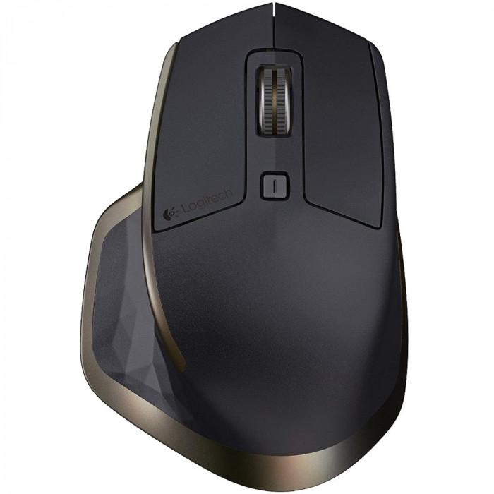 Mouse Wireless MX Master Argintiu