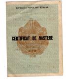 CERTIFICAT DE NASTERE RPR TIMBRU FISCAL