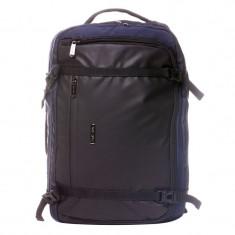 Rucsac laptop Lamonza Accord, 3 compartimente, negru