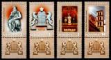 Romania 2013, LP 1990 c, Tablele legii, seria cu tabs, MNH! LP 25,20 lei, Religie, Nestampilat