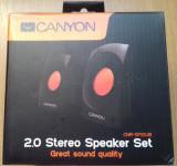 Set boxe stereo CNR-SP20JB- CANYON