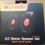 Set boxe stereo CNR-SP20JB- CANYON