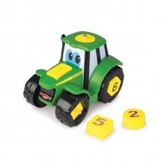 Tractoras joaca-te si invata Biemme Johnny Deere