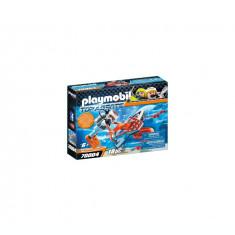 Playmobil Top Agents - Spion cu propulsor subacvatic