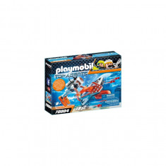 Playmobil Top Agents - Spion cu propulsor subacvatic