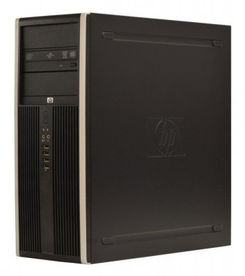 Calculator HP Elite 8100 Tower, Intel Core i5 650 3.2 GHz, 4 GB DDR3, 250 GB HDD SATA, DVDRW foto