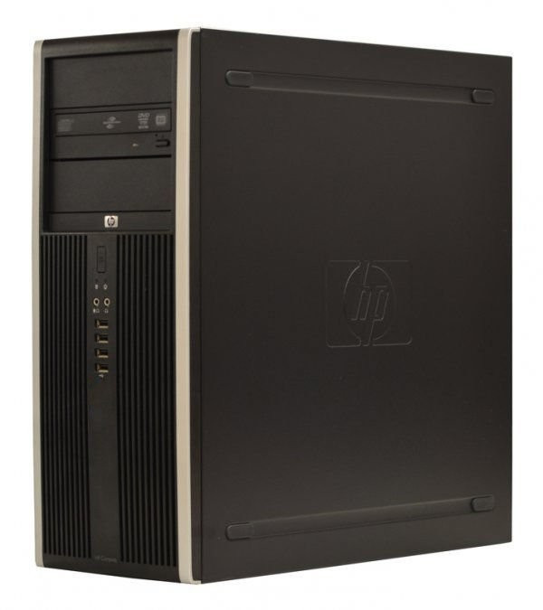 Calculator HP Elite 8100 Tower, Intel Core i5 650 3.2 GHz, 4 GB DDR3, 250 GB HDD SATA, DVDRW
