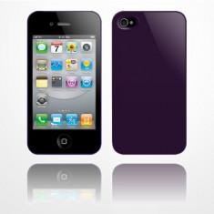 Husa Plastic iPhone 4 SwitchEasy Nude Violet