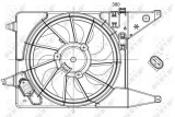 Ventilator radiator (cu carcasa) DACIA LOGAN, LOGAN EXPRESS, LOGAN MCV, SANDERO; RENAULT LOGAN I 1.2-1.6LPG dupa 2004