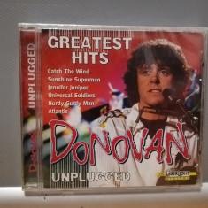 DONOVAN - GREATEST HITS (1999/DELTA Rec/Austria) - CD ORIGINAL/Nou/Sigilat