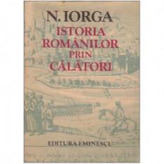 Istoria romanilor prin calatori, 2018