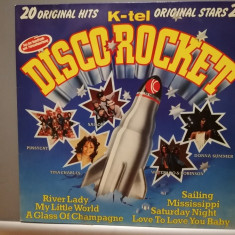 Disco Rocket – Selectii (1979/K-Tel/RFG) - VINIL/