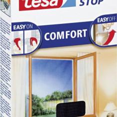 Plasa de tantari Confort pentru ferestre, Tesa, 530491, 1.3 x 1.3 m