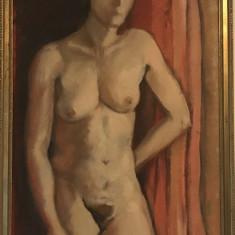 Nud - Corneliu Baba, Ulei