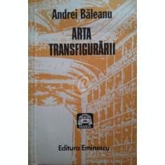 Arta transfigurarii