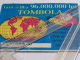 Cumpara ieftin BILET LOTO / TOMBOLA