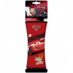 Protectie centura de siguranta Cars Disney Eurasia, 19 x 8 cm