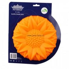 Forma din silicon Floare