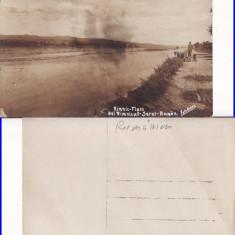 Ramnicu Sarat  -  tema militara, razboi, WK1, WWI-1918-  rara