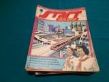 LOT 80 REVISTE START SPRE VIITOR* ANII 1980-1989*NR. DIFERITE