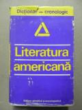 LITERATURA AMERICANA BUCURESTI 1973