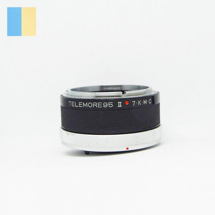 Teleconvertor Komura Telemore 95 II 7.K.M.C 2X montura Canon FD