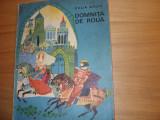 DOMNITA  DE  ROUA  -  CALIN  GRUIA  ( format mai mare, ilustrata, 133 pag )  *