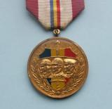Medalia - A XXX-a ANIVERSARE A ZILEI ARMATEI ROMANE 1944 - 1974