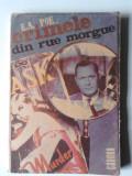Crimele din Rue Morgue - E. A. Poe    (4+1)