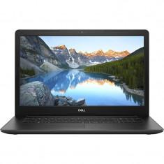 Laptop Dell Inspiron 3780 17.3 inch FHD Intel Core i5-8265U 8GB DDR4 1TB HDD 128GB SSD AMD Radeon 520 2GB Linux Black 2Yr CIS