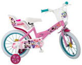 Bicicleta copii 16 inch Minnie Mouse - Toimsa