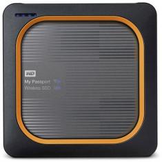 HDD Extern My Passport Wireless SSD 2TB Silver