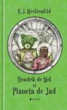 Hendrik de Mol si Planeta de Jad/K. J. Mecklenfeld