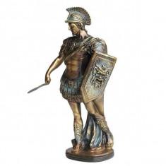 Statuie Soldat Roman cu Sabie Autentic HomeTV