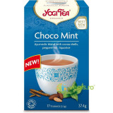 Ceai cu Cacao si Menta Ecologic/Bio 17dz 37.4g