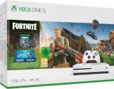 Consola Microsoft Xbox One S 1TB + Fortnite
