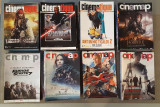 CINEMAP - lot 72 reviste