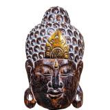 Mască Vintage Buddha, L
